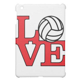 LoveVB-red iPad Mini Cover