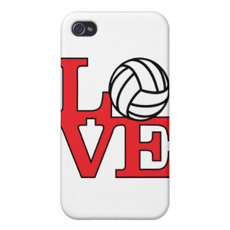 LoveVB-red iPhone 4/4S Cases
