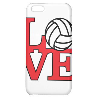 LoveVB-red Cover For iPhone 5C