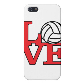 LoveVB-red iPhone 5 Case