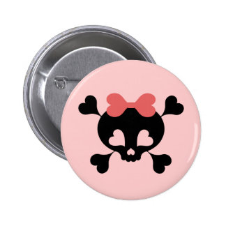 Lovey Rogers 6 Cm Round Badge