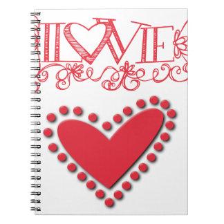 lovie notebooks