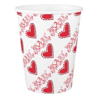 lovie paper cup