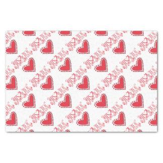 lovie tissue paper