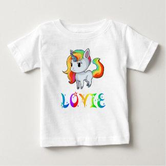 Lovie Unicorn Baby T-Shirt