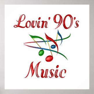 Lovin 90s Music Posters