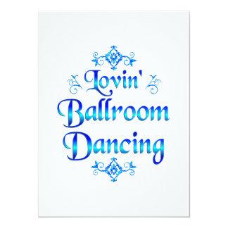 Lovin' Ballroom Dancing Announcements