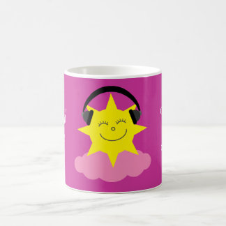 Lovin' Life On My Pink Cloud Recovery Mug