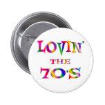 Lovin the 70s badge