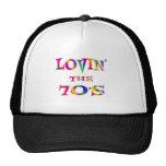 Lovin the 70s hats