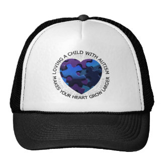 Loving a Child with Autism Cap