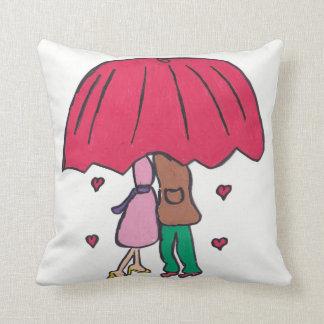 Loving Couple Cushion