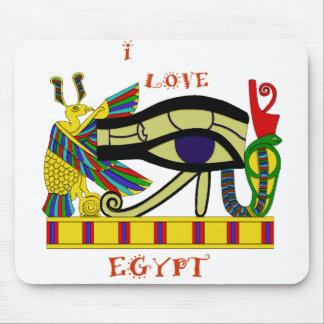 Loving Egypt Mouse Pad