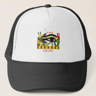 Loving Egypt Trucker Hat
