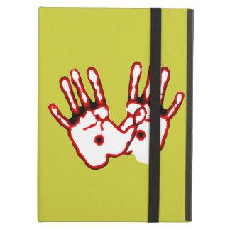 Loving Hands - John 20:27 iPad Cover