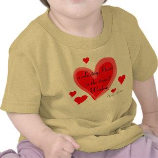 Loving heart infant shirt