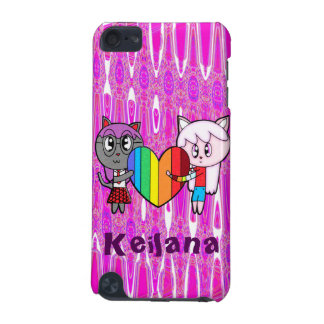 Loving Kittens iPod Touch (5th Generation) Case