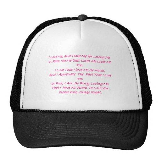 Loving Me Hat