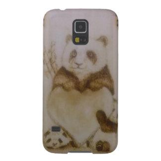 Loving Pandas Case For Galaxy S5