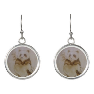 Loving Pandas Earrings