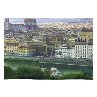 Loving Tuscany! Photo Print Placemat