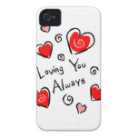 Loving You Always Blackberry Bold Case