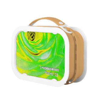 Lovingkindness Psalms Chapter 103 Lunch Box