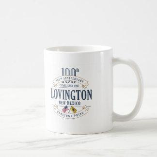 Lovington, New Mexico 100th Anniversary Mug