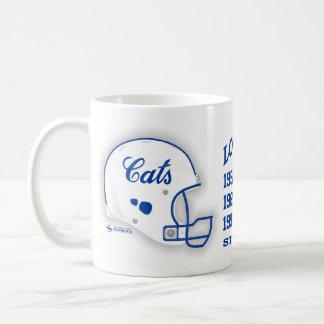 Lovington Wildcats Football Mug