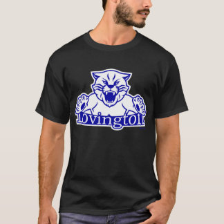 Lovington Wildcats Logo T-Shirt