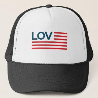 LOVUSA TRUCKER HAT