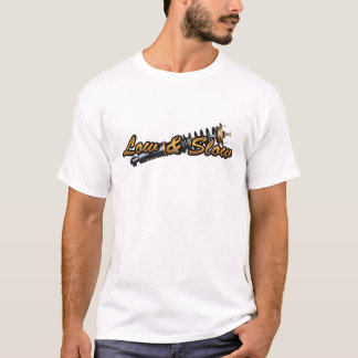 Low and Slow Gold (Light) T-Shirt