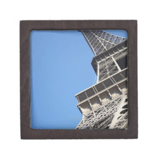 Low angle view of Eiffel Tower, Paris, France Premium Gift Boxes