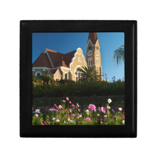 Low Angle View Of The Christ Church Small Square Gift Box