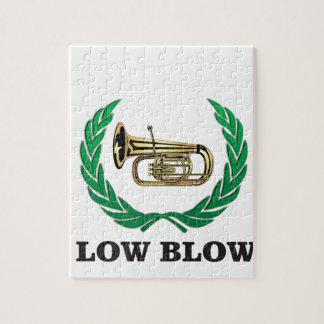 low blow olive puzzle