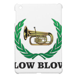 low blow tuba cover for the iPad mini