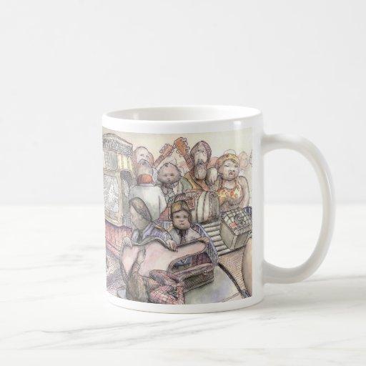 Low Budget Band - Mug