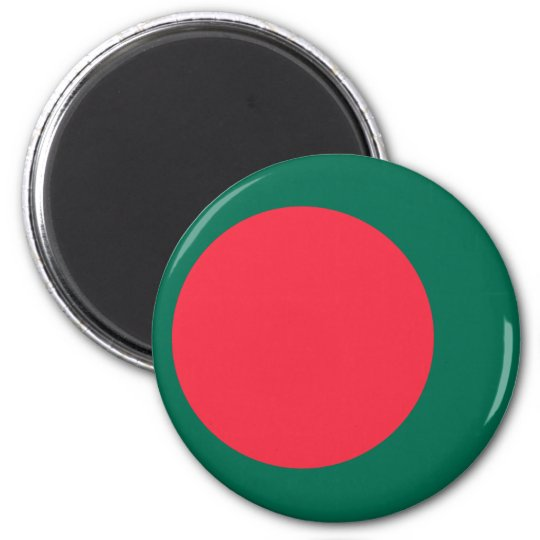 Low Cost! Bangladesh Flag 6 Cm Round Magnet