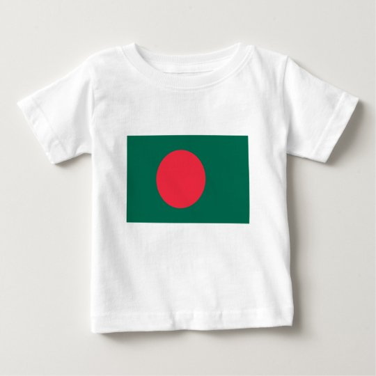 Low Cost! Bangladesh Flag Baby T-Shirt