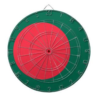 Low Cost! Bangladesh Flag Dartboard