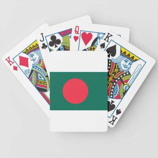 Low Cost! Bangladesh Flag Poker Deck