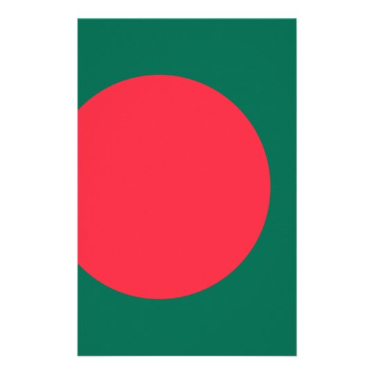 Low Cost! Bangladesh Flag Stationery