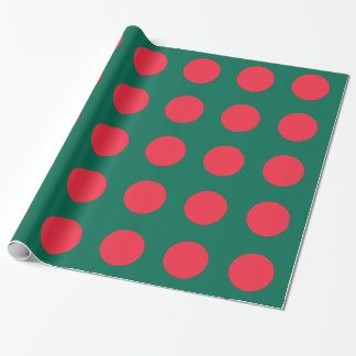Low Cost! Bangladesh Flag Wrapping Paper