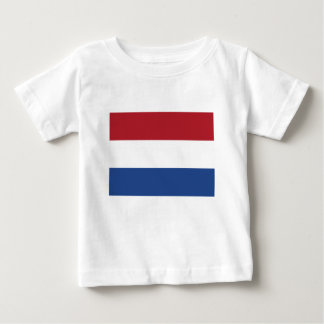 Low Cost! Caribbean Netherlands Flag Baby T-Shirt