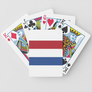 Low Cost! Caribbean Netherlands Flag Bicycle Playing Cards