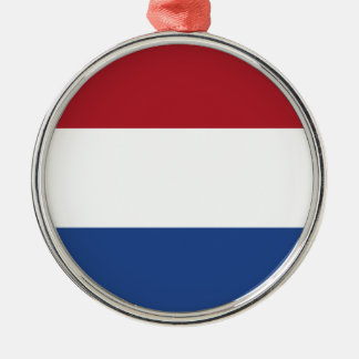 Low Cost! Caribbean Netherlands Flag Metal Ornament