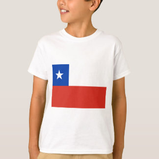 Low Cost! Chile Flag T-Shirt