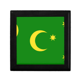 Low Cost! Cocos Island Flag Gift Box
