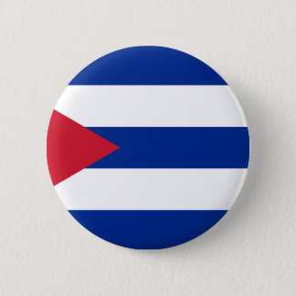 Low Cost! Cuba Flag 6 Cm Round Badge