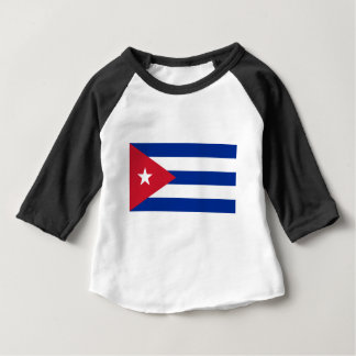 Low Cost! Cuba Flag Baby T-Shirt